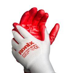 دستکش ایمنی نیتریل رونیکس RH-9011
