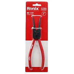 انبر خار باز کن سرکج 7 اینچ رونیکس مدل RH-1737
