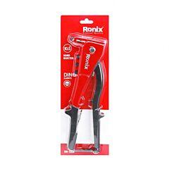 انبر پرچ دینو رونیکس مدل RH-1606