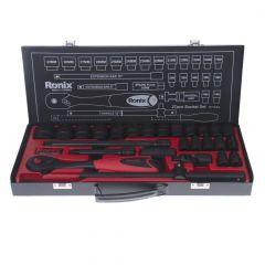 جعبه بکس 27 پارچه رونیکس مدل RH-2627