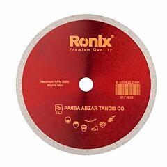 تیغ سرامیک بر رونیکس مدل RH-3508