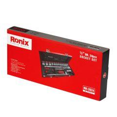 جعبه بکس 24 پارچه رونیکس مدل RH-2624